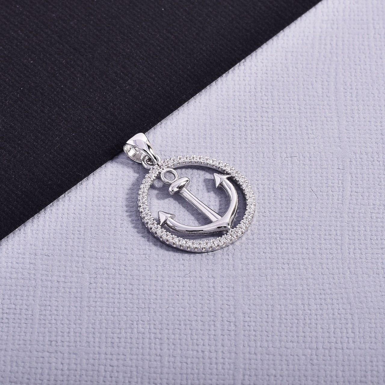 Product Image 1 - Sterling Silver Anchor Pendant   Fair