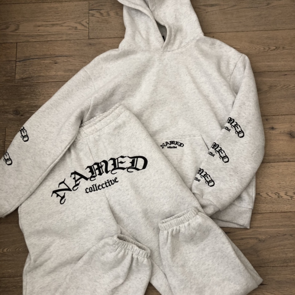 Product Image 1 - NAMED COLLECTIVE OLD ENGLISH HOODIE -