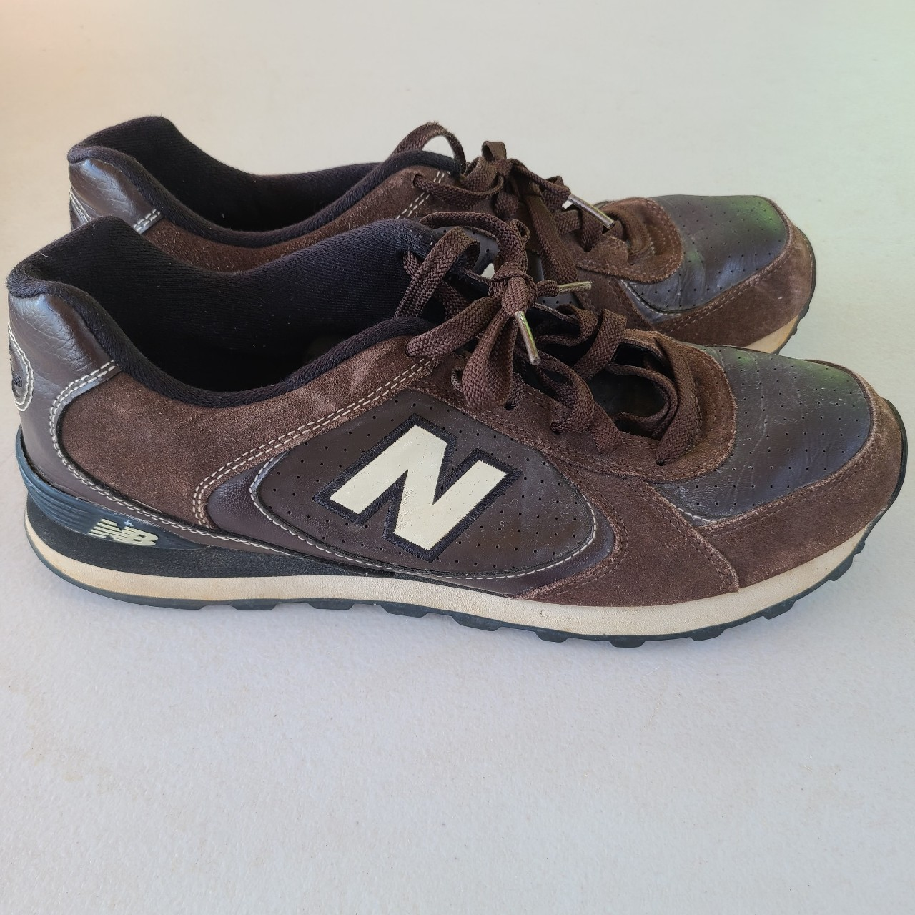 Product Image 1 - New balance classic 574 Brown 💩