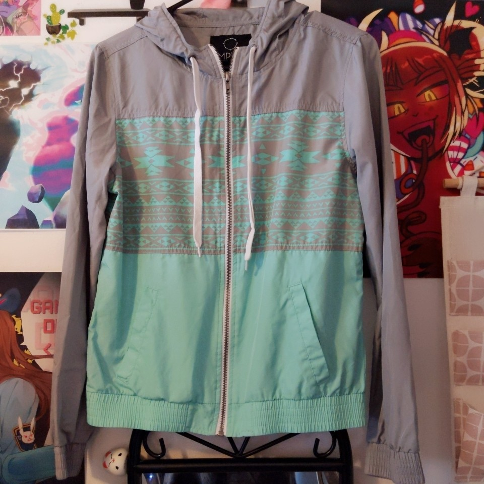 Product Image 1 - EMPYRE Windbreaker I bought at