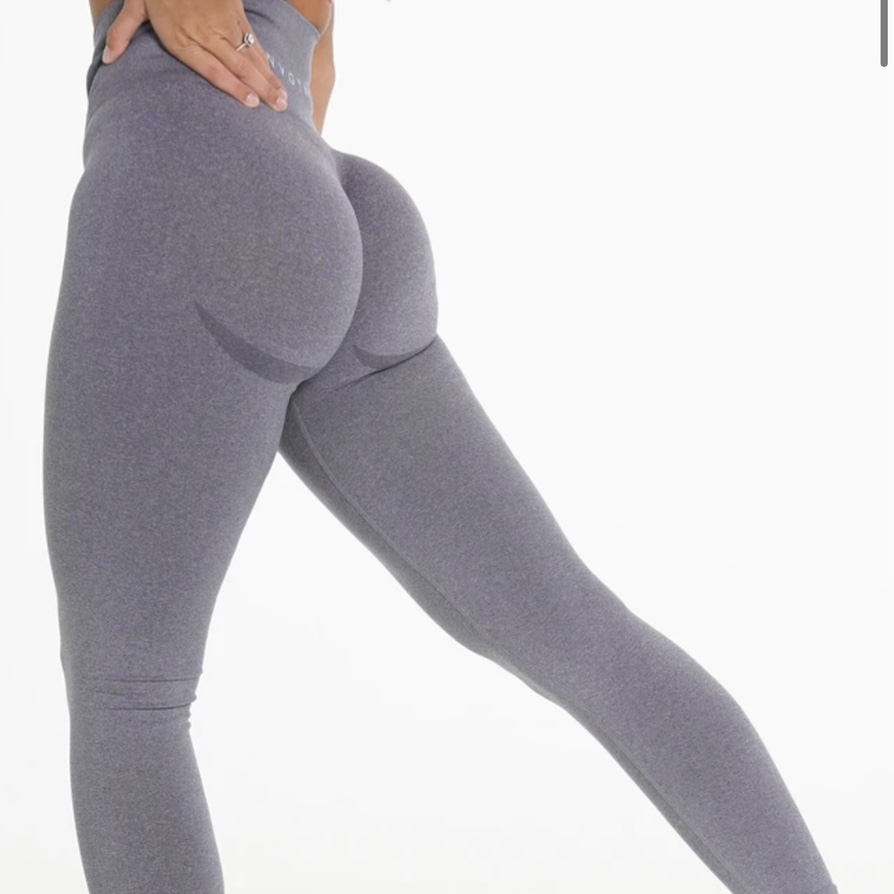 Product Image 1 - ON HOLD  NVGTN Grey Leggings💓 Love