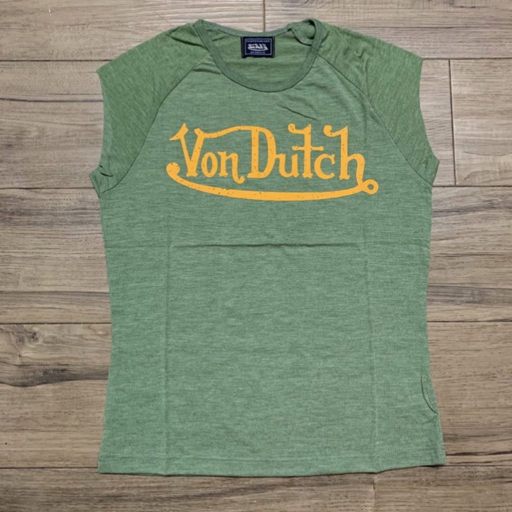 Product Image 1 - AUTHENTIC Von Dutch Baby Tee  (small