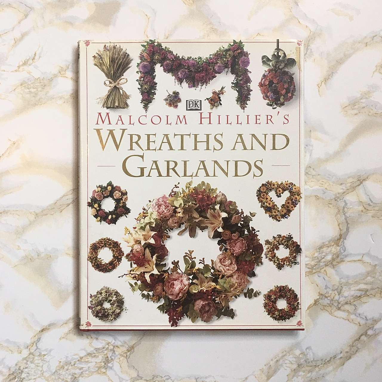 Product Image 1 - 💐 Wreaths & Garlands Book