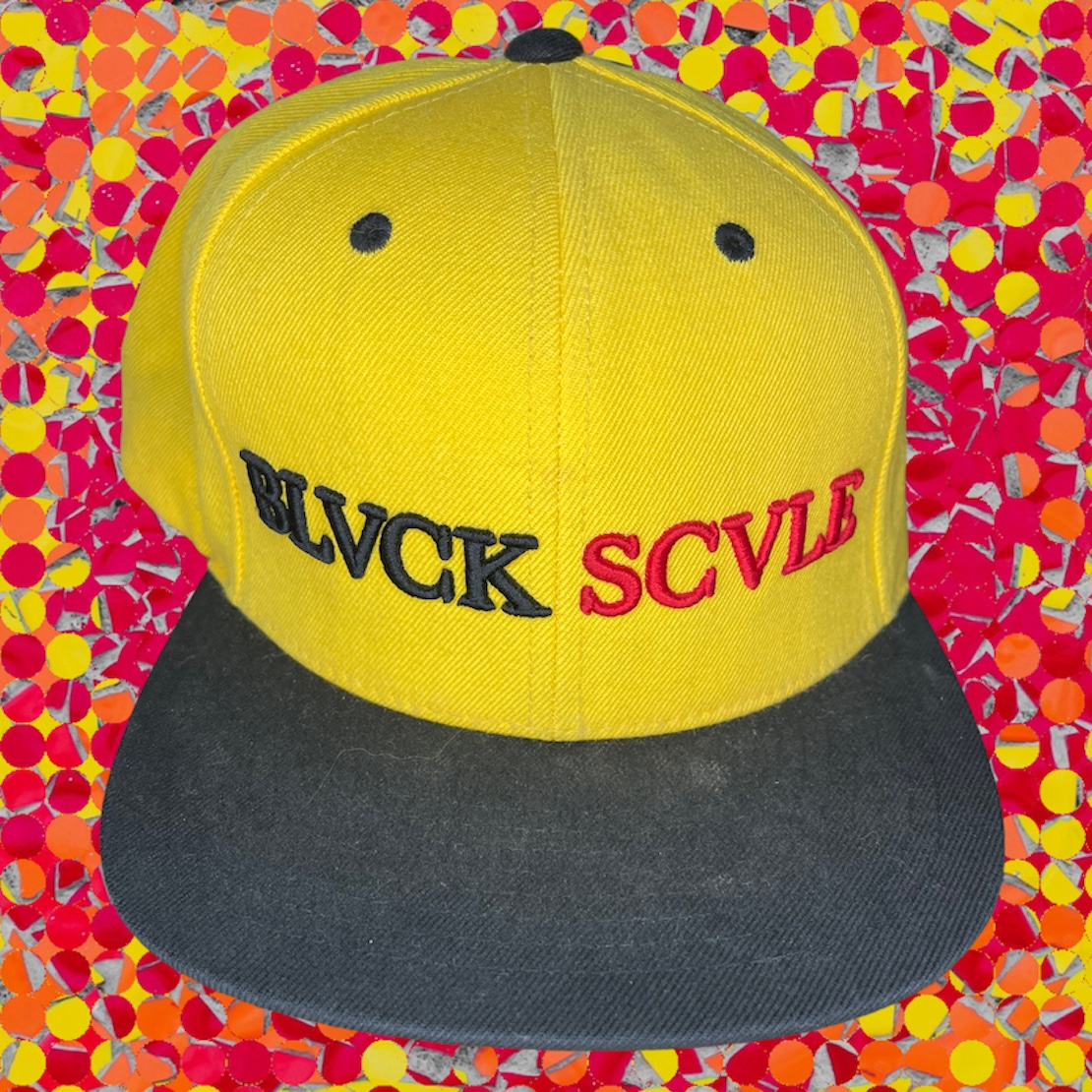 Product Image 1 - Black Scale men's yellow and