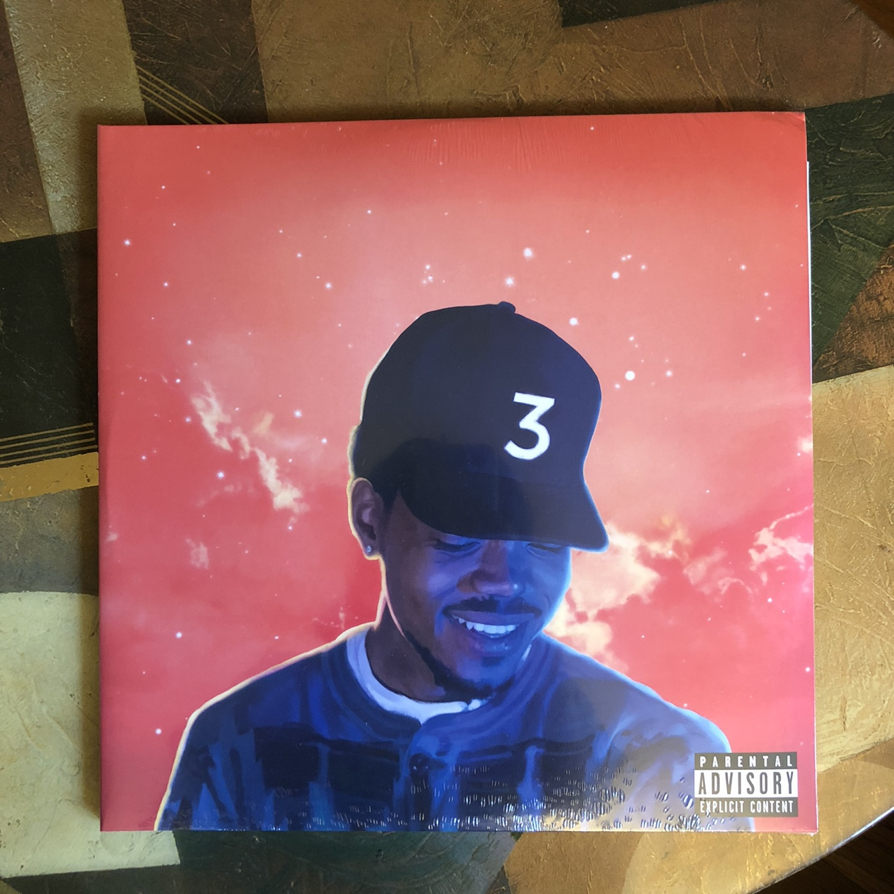 Product Image 1 - Chance the Rapper Official Coloring