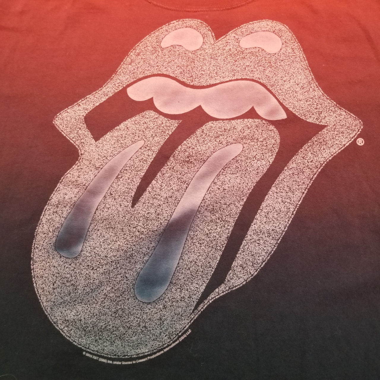 Product Image 1 - 2006 The Rolling Stones Red