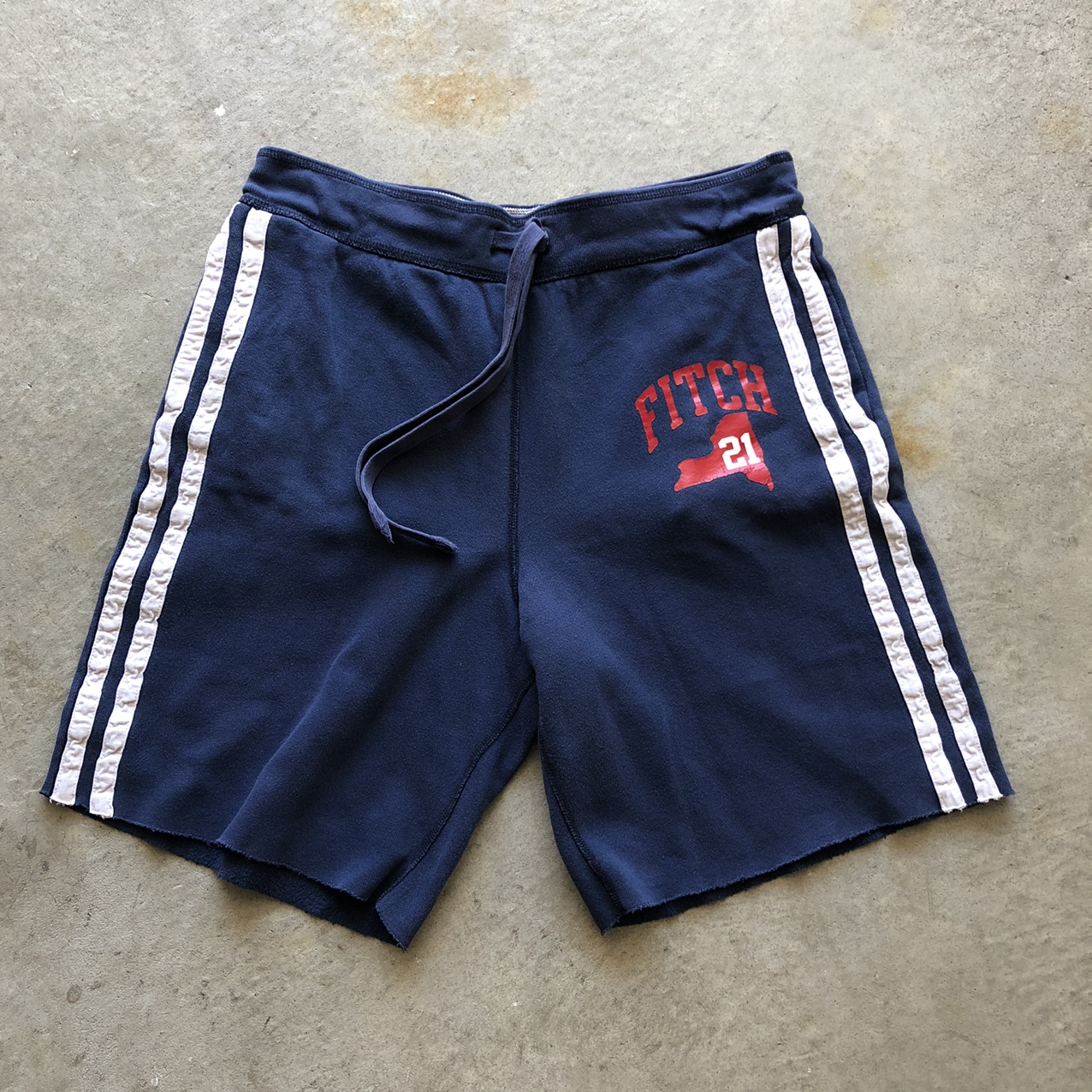 Product Image 1 - vintage abercrombie and fitch varsity/collegiate