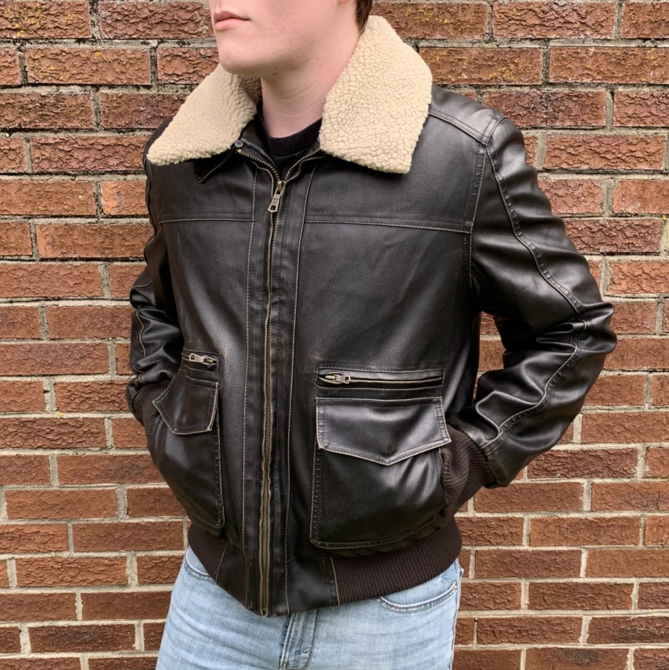 Product Image 1 - Tommy Hilfiger Faux Fur Leather