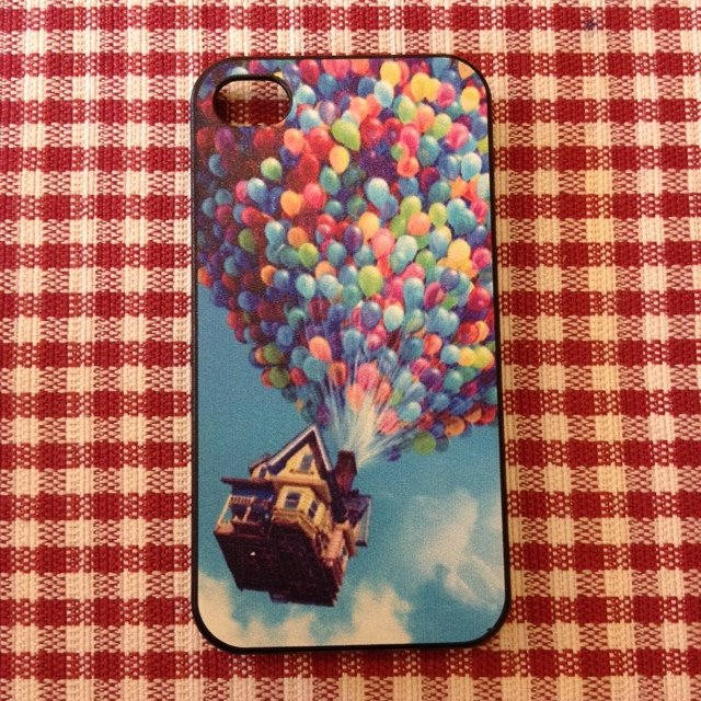 Cover up cartone animato casa con pinkringcover depop