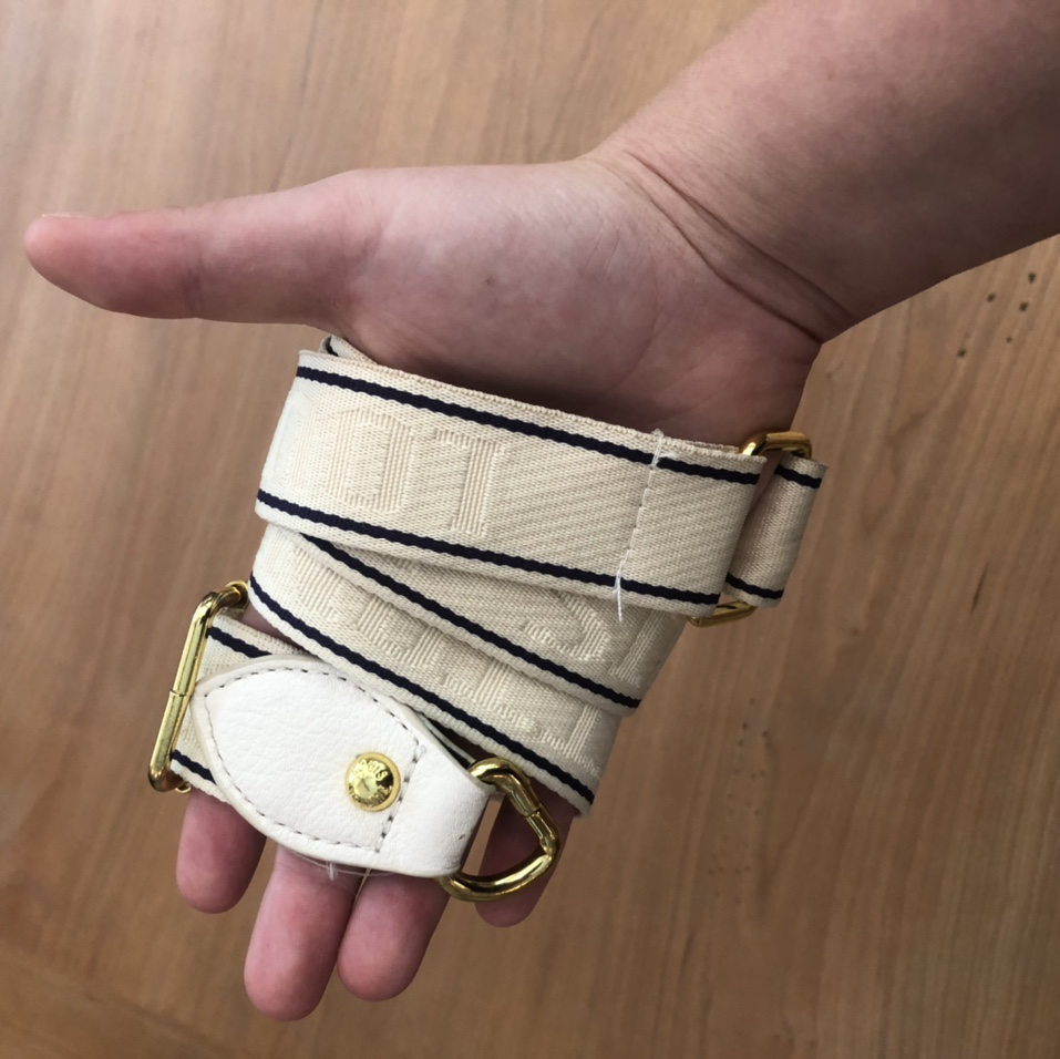 Product Image 1 - Louis Vuitton stretch belt ivory