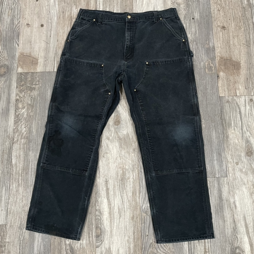 Product Image 1 - Carhartt Double Knees (FADED BLACK)