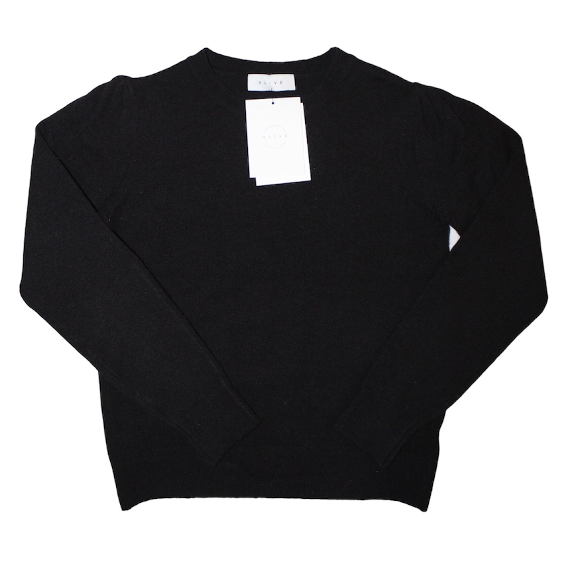 Product Image 1 - Olive Clothing Contemporary Black Puff
