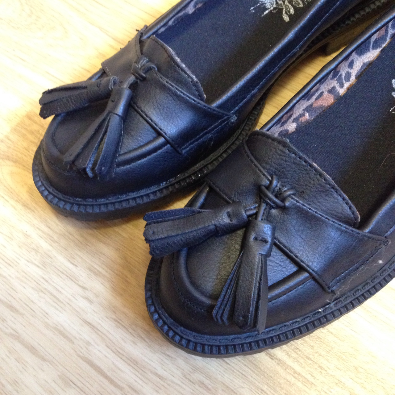 New Look Loafer Style Shoes / Size 4. Only Worn Once So ...