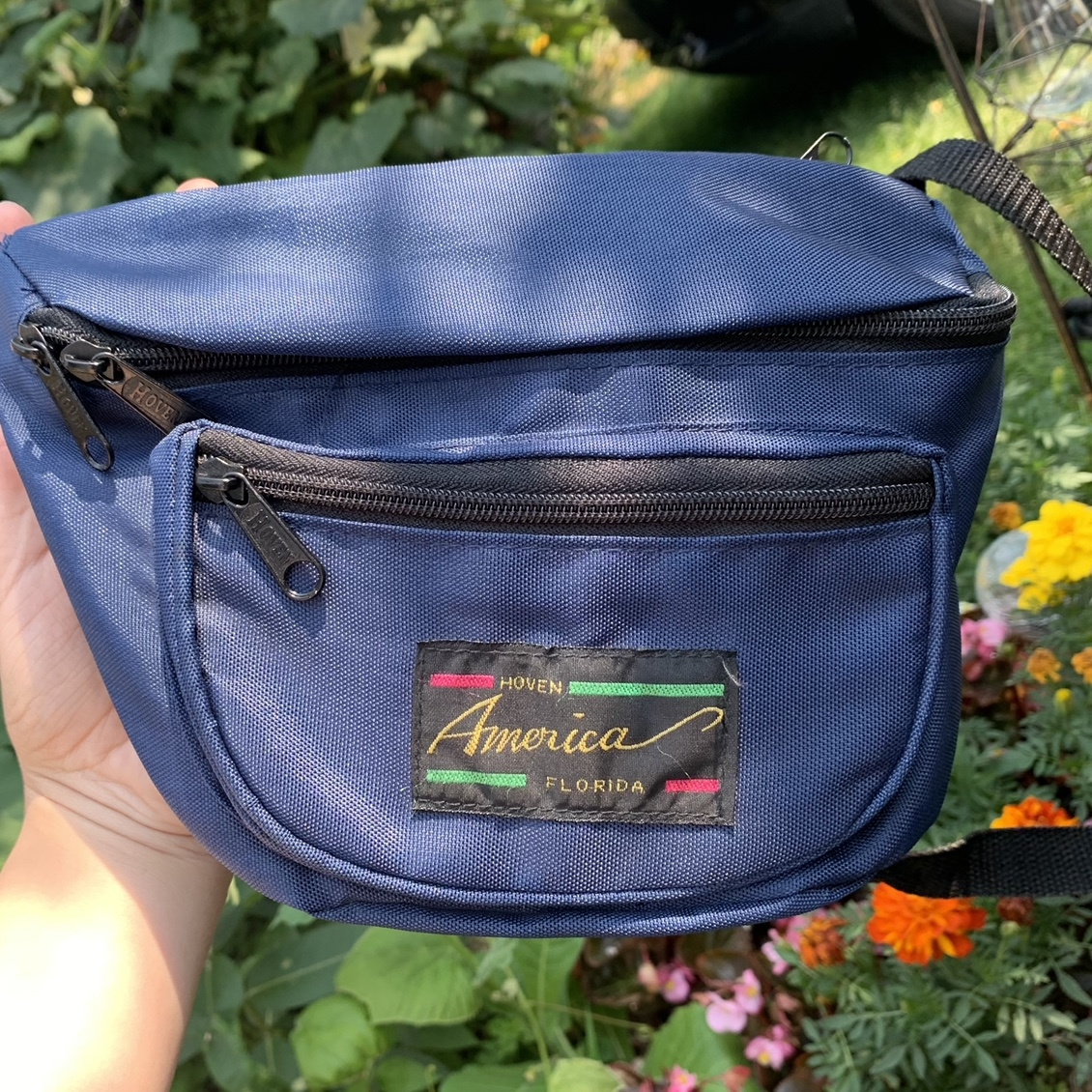 Product Image 1 - vintage 90s florida fanny pack  cute