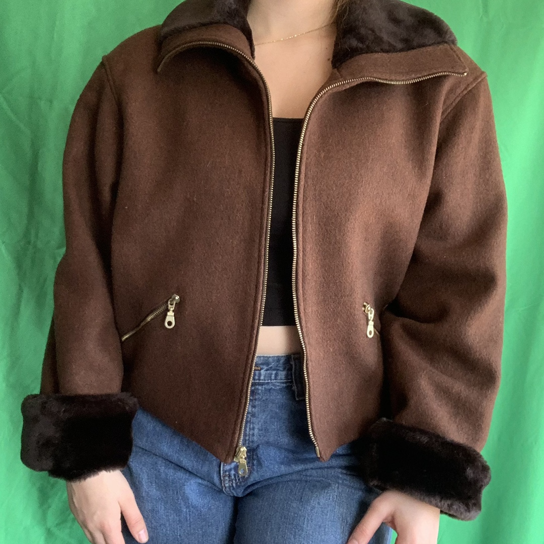 Product Image 1 - Vintage 90s penny jacket   Excellent