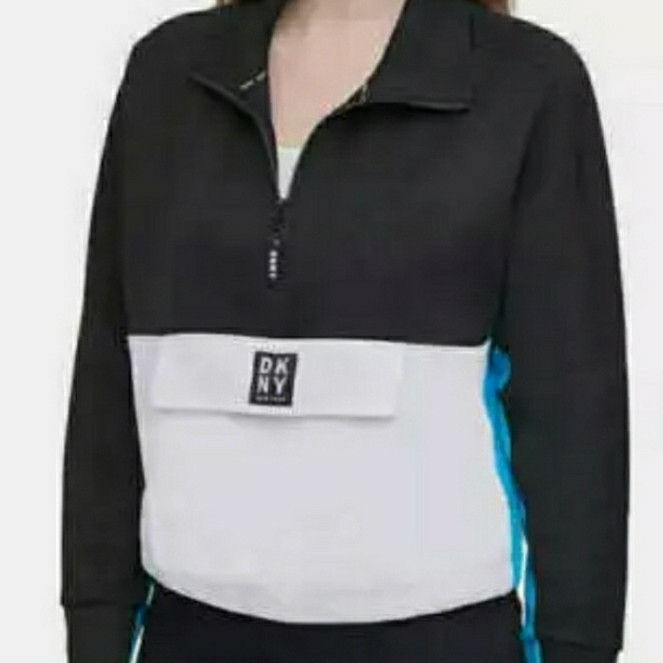 Product Image 1 - DKNY Sport 1/2 zip pullover
