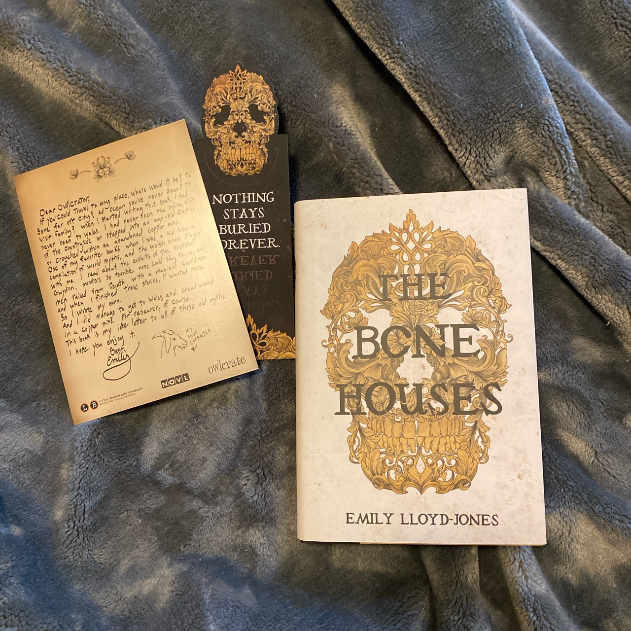 Product Image 1 - Owlcrate The Bone Houses by