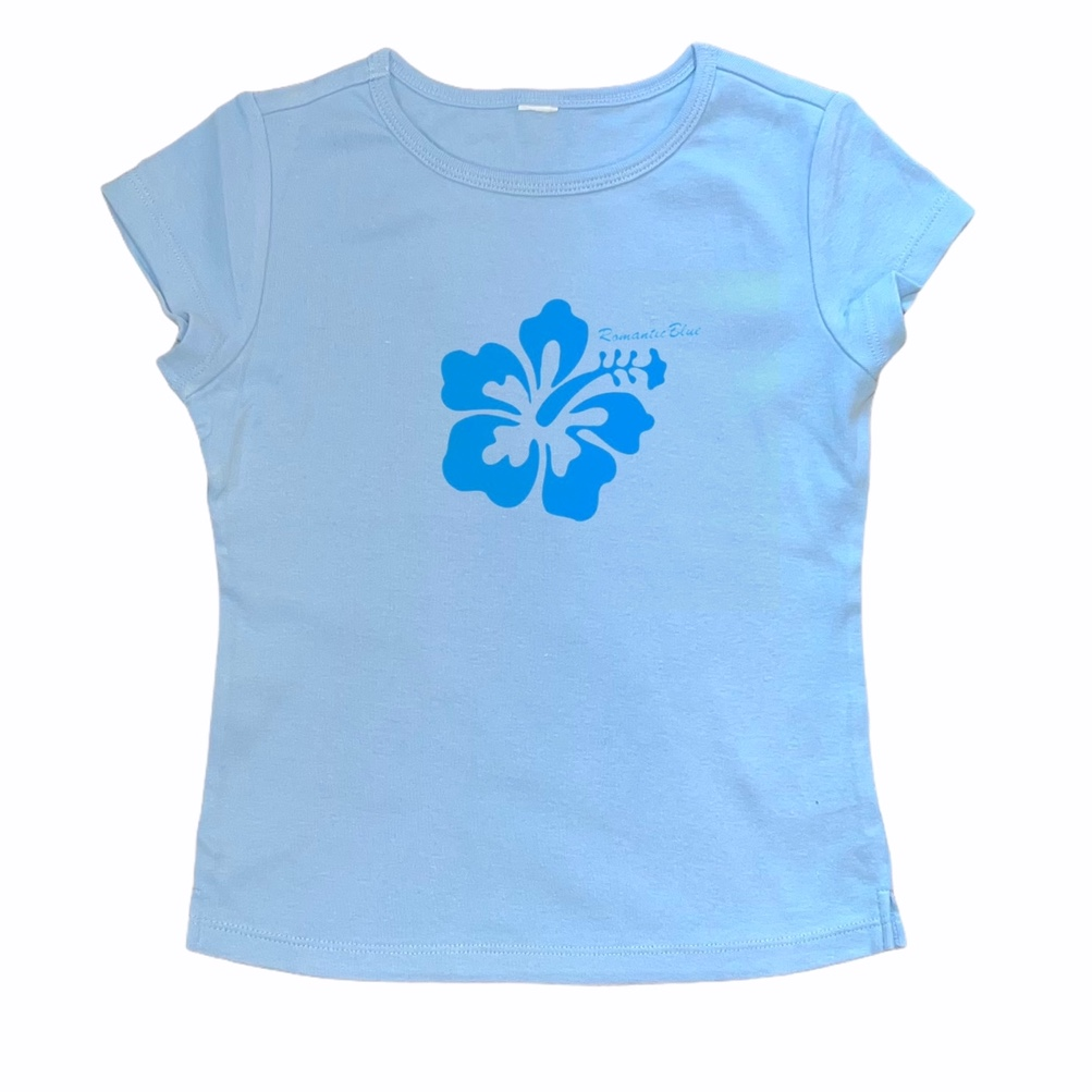 Product Image 1 - hibiscus top screen printed baby