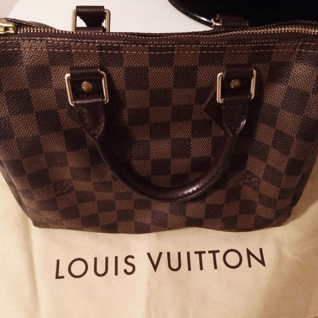 Louis Vuitton Bauletto Damier