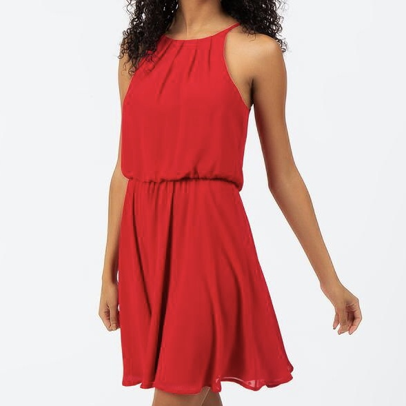 Product Image 1 - Trendy red a line style