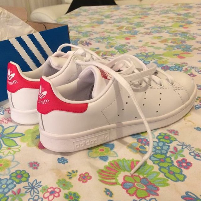 Stan Smith Rosse 37