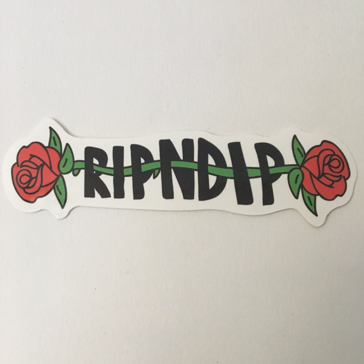 Product Image 1 - Ripndip double rose sticker   perfect