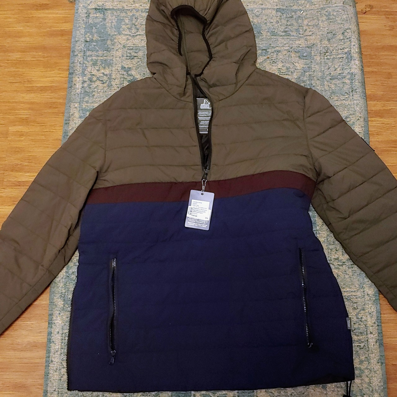Product Image 1 - Peaceful Hooligan Pullover Quilted Jacket  Brand