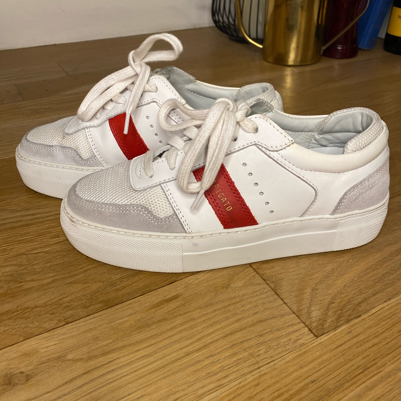 Product Image 1 - Axel Arigato Sneakers  *some wear shown