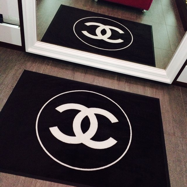 Chanel Bathroom Rugs Uniquely Modern Rugs