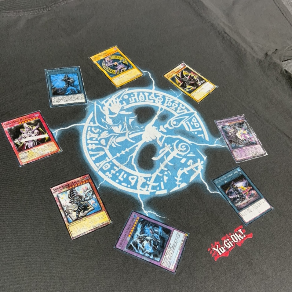 Product Image 1 - Yugioh shirt double print graphic