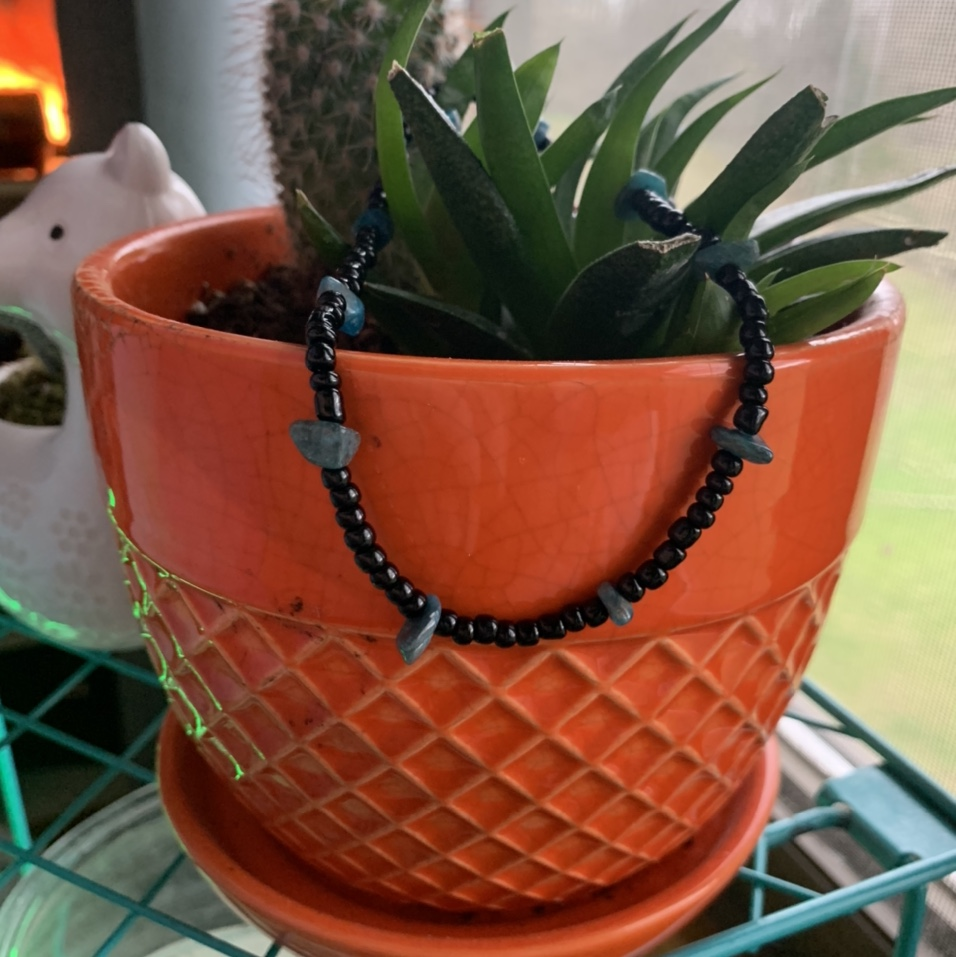Product Image 1 - Handmade apatite necklace  if buying a