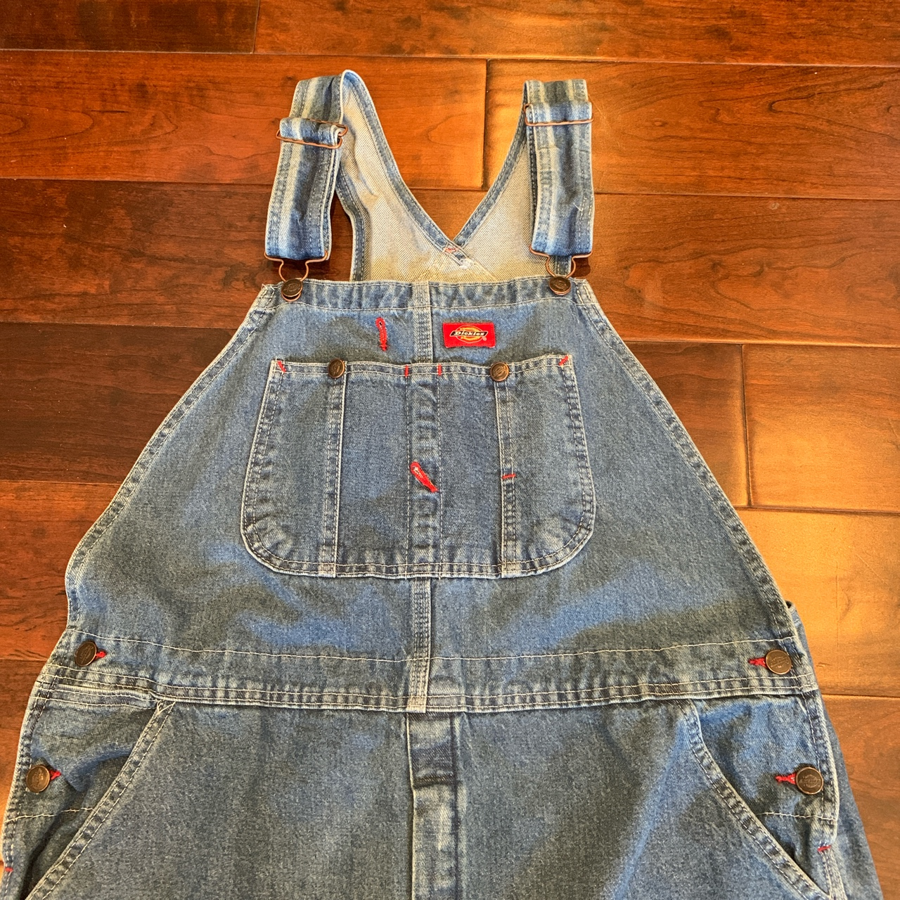 Product Image 1 - Dickies overalls size 36x34 #denim #dickies