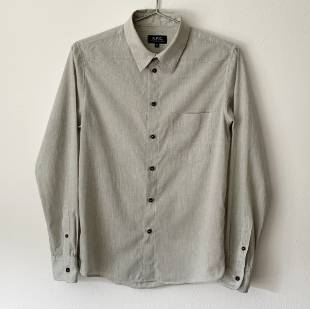 Product Image 1 - APC white and grey gridded