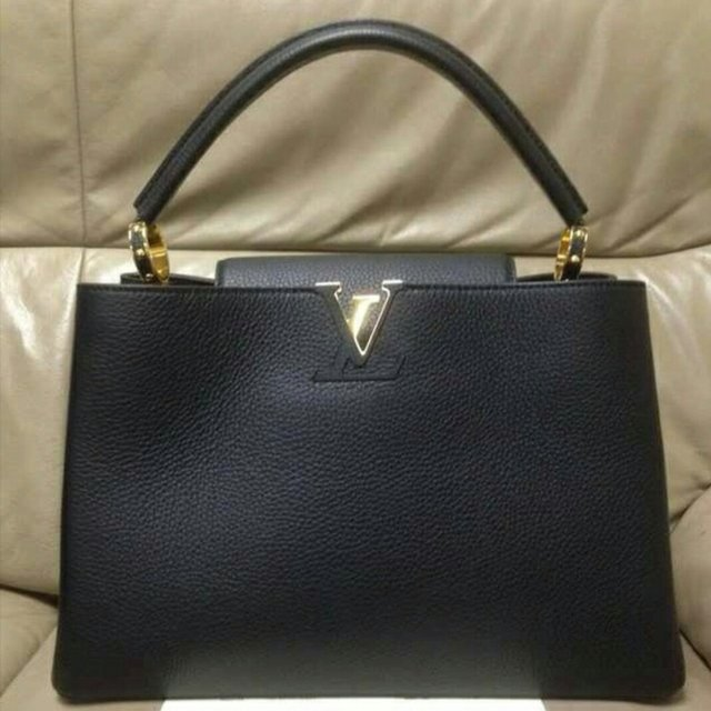 Borsa Vuitton Nera