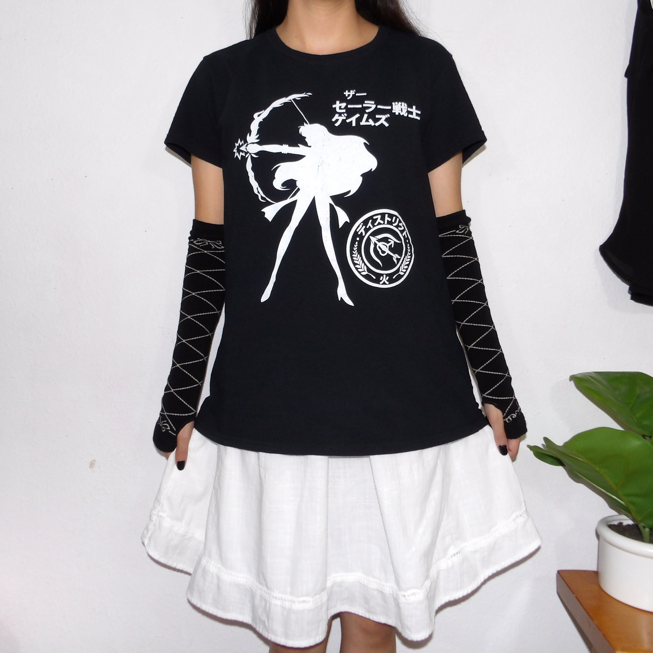 Product Image 1 - Sailor Mars t-shirt 🔥  black and