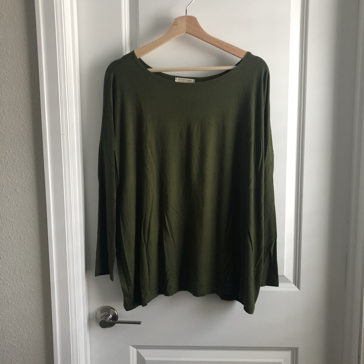 Product Image 1 - Necessary Clothing Olive Green Long
