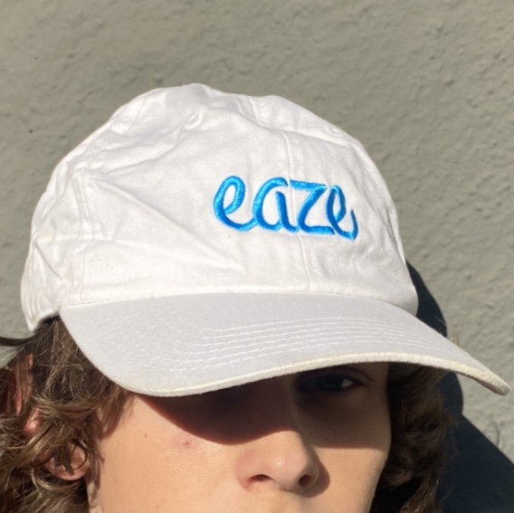 Product Image 1 - Eaze hat  Slightly wrinkled and dirty