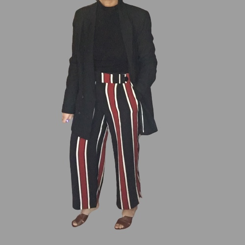 Product Image 1 - Y2K fashion. Wide leg trousers