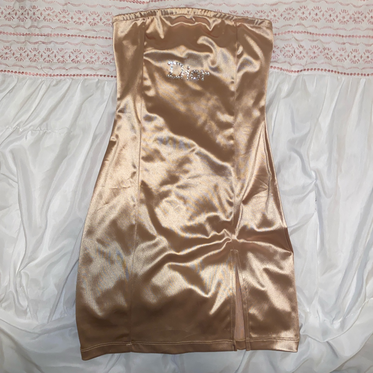 Product Image 1 - Motel golden dress bought at