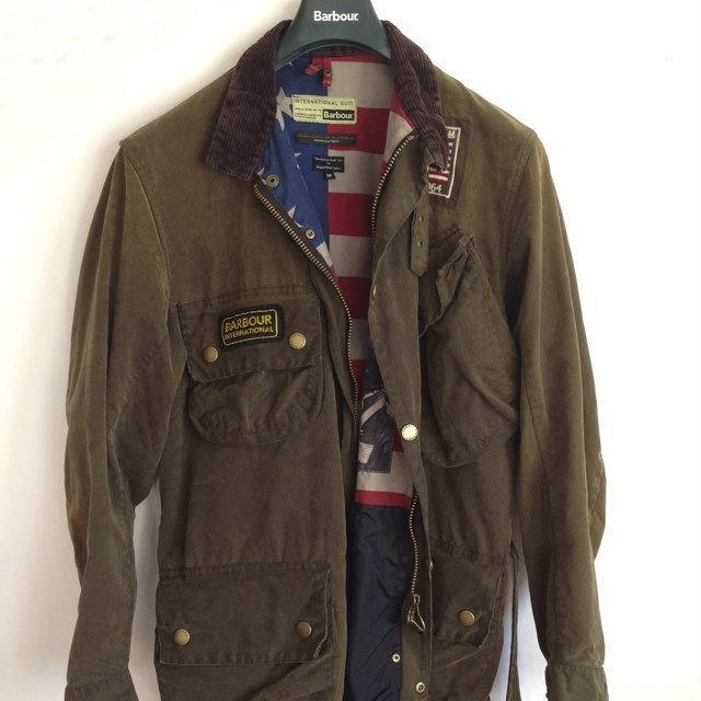 Giacca Barbour Steve Mcqueen