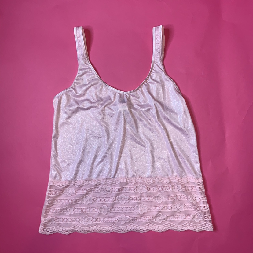 Product Image 1 - Y2K PINK TANK TOP. Light