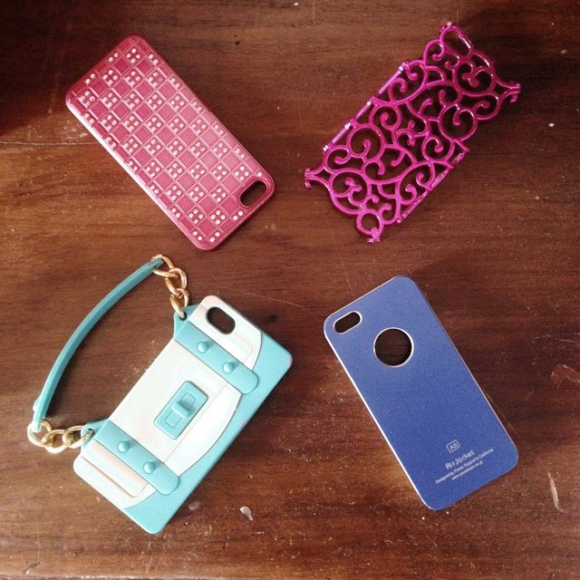 Cover Iphone 5 Prezzo Incredibile 2 50 Bianca