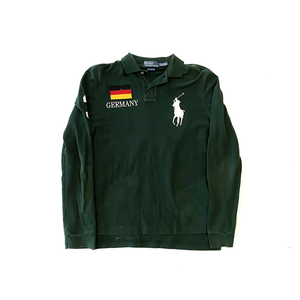 Product Image 1 - Y2K POLO GERMANY RUGBY SHIRT
