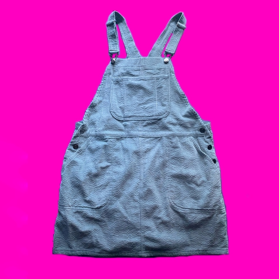 Product Image 1 - Wild Fable Blue Corduroy Overall
