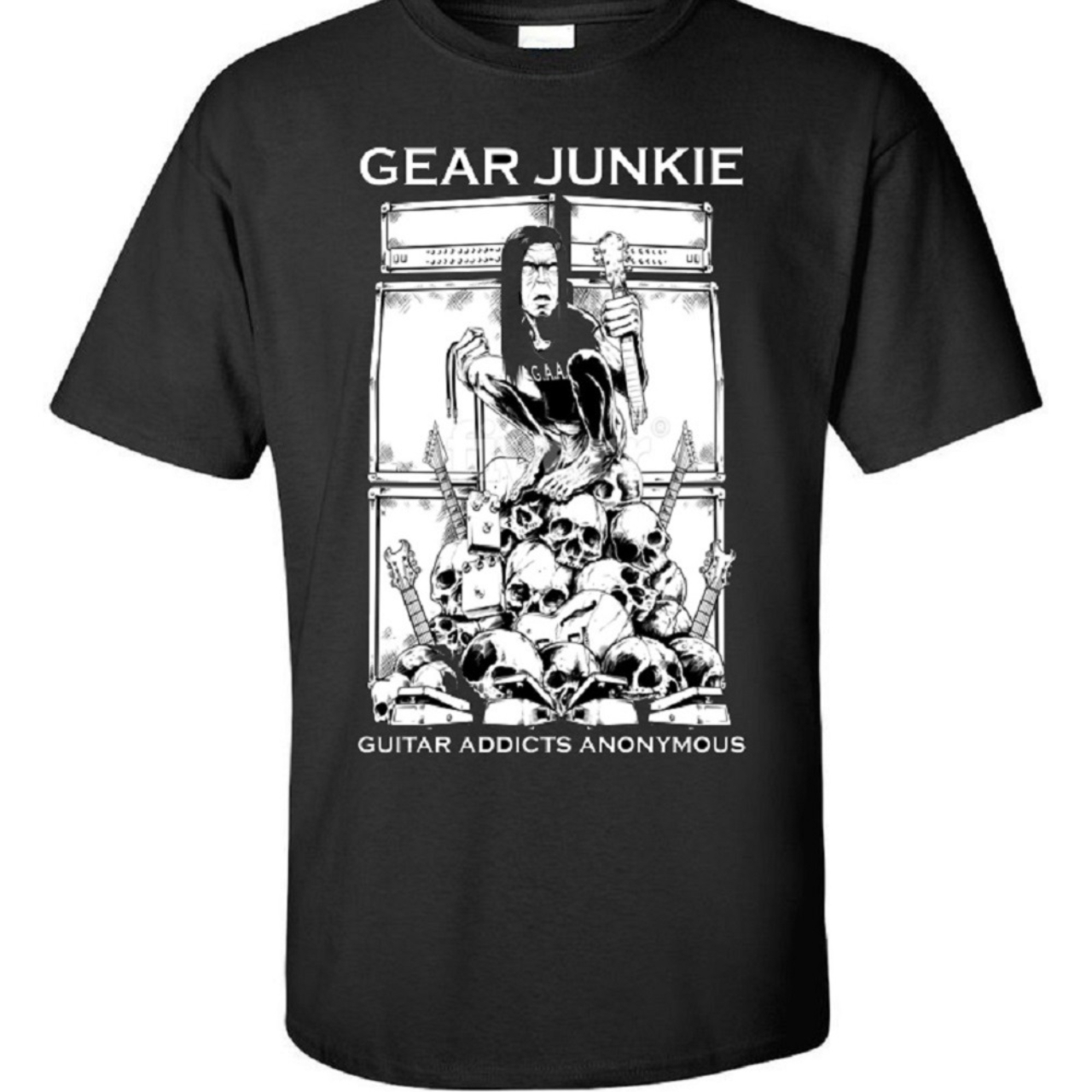Product Image 1 - G.A.A. Members Exclusive Guitar t-shirt