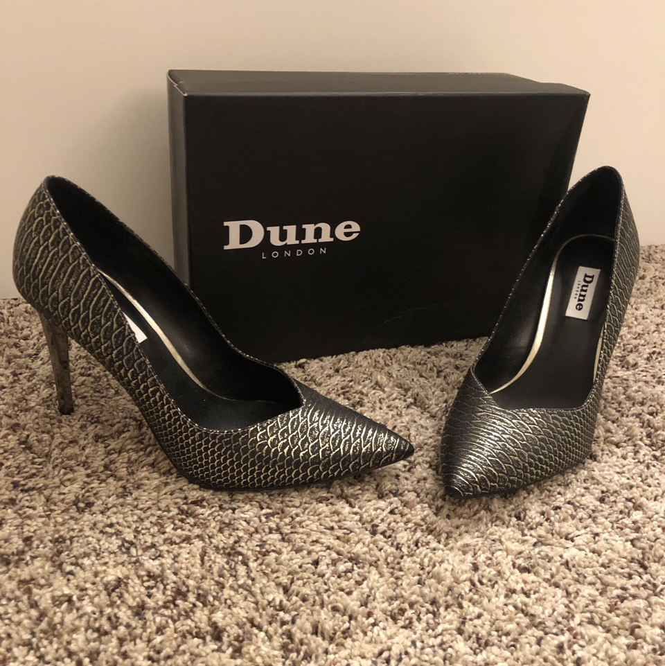 Product Image 1 - dune multichrome heels. these shoes