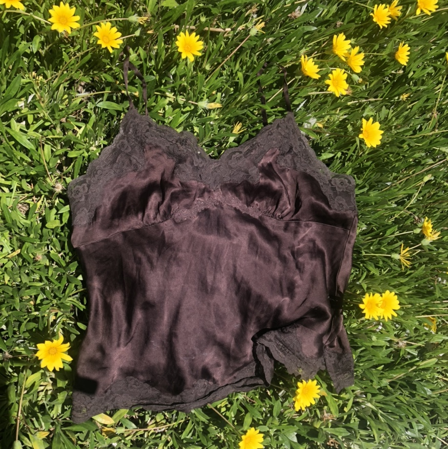 Product Image 1 - Chocolate lace cami in medium