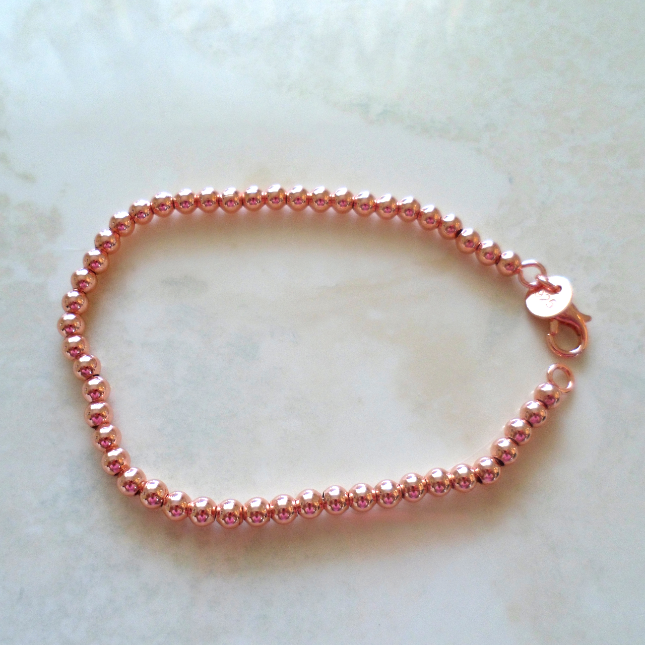 Product Image 1 - Brand New  Size: 7.5 Inch  925 stamped.  Rose