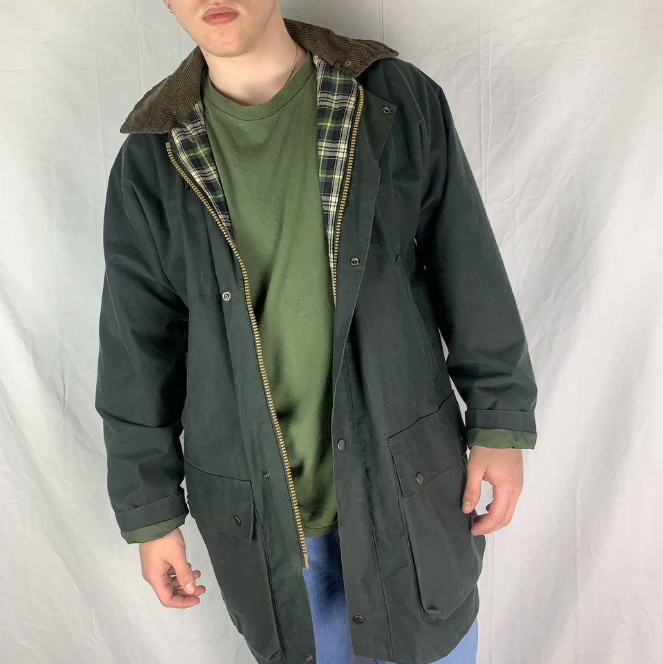 Product Image 1 - Vintage green Work jacket Perfect condition Amazing