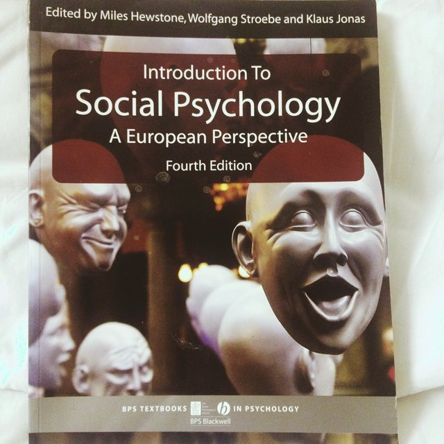 why is a social psychology perspective Empirically rich and intellectually rigorous, lesbian and gay psychology presents innovative empirical studies that explore the children of lesbians, internalized.